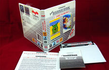 C64: 2 Games IN One Pack: Gerry The Germ, Microcosm - Firebird