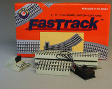 LIONEL FASTRACK LOT TRACK INNER SIDING PACK switch train fast loop 6-12044-NB
