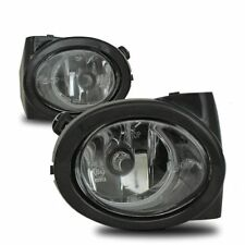 CLEAR FOG LIGHTS & FITTING BRACKETS FOR BMW E39 M5 5 SERIES & E46 M3 3 SERIES