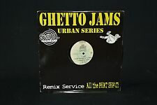 "Ghetto Jams Urban Series New Jersey Drive Vol. 2 12"" LP Schallplatte"