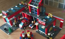 LEGO City Fire Station 7945 Complete-Boxed