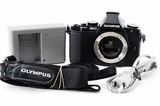 *Near MINT!!* Olympus OM-D E-M5 16MP Digital Camera Body Only From Japan #320