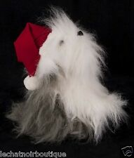 Gemmy Howliday Pooch Animated Singing Sheep Christmas Plush Dog SEE VIDEO