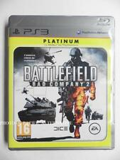 jeu BATTLEFIELD BAD COMPANY 2 sur PS3 playstation 3 en francais game spiel TBE