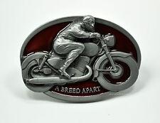 Biker Gürtelschnalle Motorrad Oldtimer Belt Buckle Vintage Racing *503