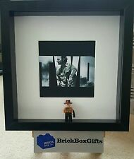 The Walking Dead TWD Lego 3D Frame Rick Daryl Michonne
