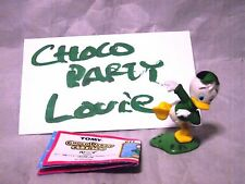 Free Shipping Disney Choco Party Louie Duck Mini Figure Japan J9