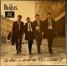 "12""  3er LP   The Beatles !  Live at the BBC 2"