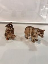 SWAROVSKI CRYSTAL SCS 2017 BEAR CUBS.NEW IN BOX