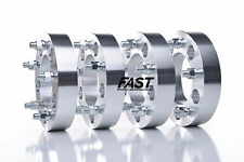 """Full Set Wheel Spacers 5x100 mm 1.25"""" Thick Hub Centric Fits Dodge Neon SRT 4"""