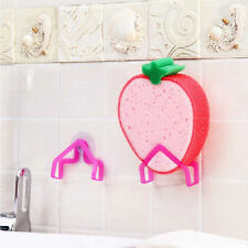 2Pc Home Accessory Convenient Holder Suction Cup Sink Holder Home Kitchen Tools