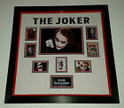 *** UNIQUE HEATH LEDGER Signed Autograph JOKER BATMAN PICTURE PHOTO and COA ***