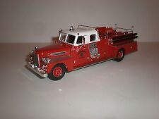 1/50 Peter Pirsch & Sons Closed Cab Sedan  Fire  truck / Corgi US 53607