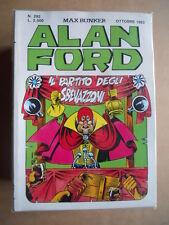 ALAN FORD n°292 Ed. Corno    [G399]