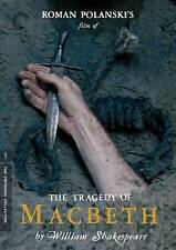 Macbeth (DVD, 2014, 2-Disc Set, Criterion Collection) complete