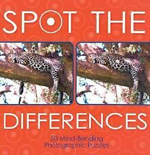 Spot the Differences: 50 Mind-Bending Photographic Puzzles