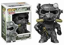 Funko Pop Fallout 4 Power Armor Games Vinyl Figure Collectible