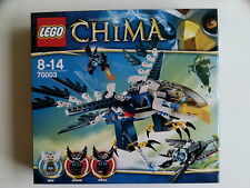 New Boxed LEGO 70003 Legends Of Chima Eri's Eagle Interceptor Wth 3 Mini Figures