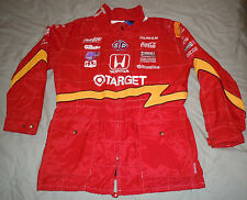 RACING JACKET TEAM GANASSI XXL MADE IN ITALY - SPARCO - TARGET/HONDA/COCA-COLA