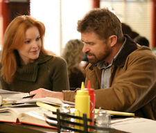 Marcia Cross and Treat Williams UNSIGNED photo - H4986 - Everwood