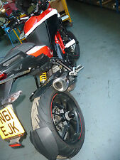 DUCATI Multistrada 1200 1200S CRASH MUSHROOMS REAR AXLE SLIDERS BOBBINS BUNG S2M