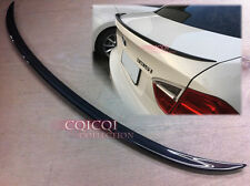 Carbon Fiber BMW 2006~2011 E90 3-series Sedan M3 type trunk spoiler◎
