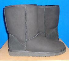 UGG Australia Men's Black Classic Short Boots Size US 14,UK 13 NEW  #5800
