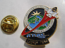 PIN'S SPACE SHUTTLE BOLDEN DUFFY LEESTMA FOALE SULLIVAN LICHTENBERG LAUCH TEAM
