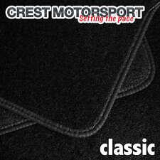 FORD FOCUS Mk1 98-04 CLASSIC Tailored Black Car Floor Mats