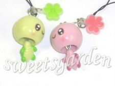 Lover Couple Turtle Waggle Wag Body Figure Pendant Cell Phone Charm Dangle Strap