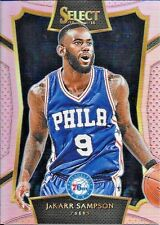 15/16 Panini Select Concourse Prizms Pink #84 JaKarr Sampson #11/20