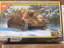 Model Kit Complete Sealed Tristar 1/35 Panzer IV/70 (A) Sd.Kfz.162/1 German Tank