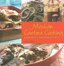 Jean Pierre Vincken - Mexican Cantina Cooking (2008) - Used - Trade Paper (
