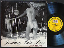 LOUIS BELLSON Journey Into Love LP NORGRAN RECORDS MG-N-1007 US '54 JAZZ DG MONO