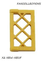LEGO-Pearl Gold Window 1 x 2 x 3 ,  60607  NEUF