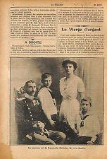 Roi Christian X du Danemark King of Denmark Kristjan X 1912 ILLUSTRATION