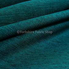 New Quality Shimmer Textile Chenille Upholstery & Curtains Fire Retardent Fabric