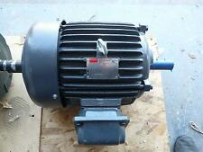 NEW DAYTON 2MXV1 PREMIUM EFFICIENT INVERTER RATED MOTOR 7.5 HP 3PH 1755 RPM