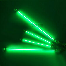 """4X12"""" Green Neon Kit Under Car Underbody Lights CCFL UnderCar Lamp US Delivery"""