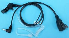 FBI Headset Earpiece MIC for Yaesu Vertex VX-150 VX-160 VX-180 VX-230 VX-350