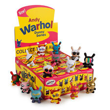 Figurine Dunny Andy Warhol Series 2016 - Kidrobot x1 Blind-Box Figure