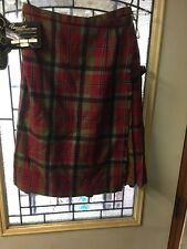 kilted skirt by moffat and kilmahog