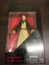 "Star Wars Black Series 6"" episodio IV Obi-Wan Kenobi Nuevo En Mano"