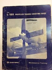 L-188 Propeller Trouble Shooting Guide-Eastern Airlines