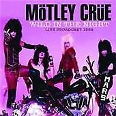 Mötley Crüe - Wild in the Night (Live Recording) CD Album