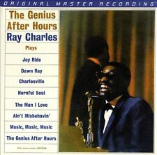 The Genius After Hours [Digipak] by Ray Charles (CD, Feb-2014, Mobile...