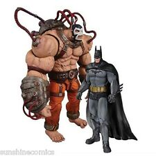 Batman Arkham Asylum Batman vs Bane Action Figure 2-Pack DC Collectibles SEALED