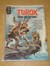 TUROK SON OF STONE #40 FN- (5.5) GOLD KEY COMICS JULY 1964