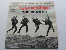 THE BEATLES ORIGINAL  1964  SPANISH   E.P.  TWIST AND SHOUT