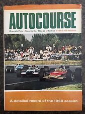 Autocourse 1968-1969 Review of International Motor Sport